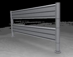 Space Beam 2 - 2 tier detail 2