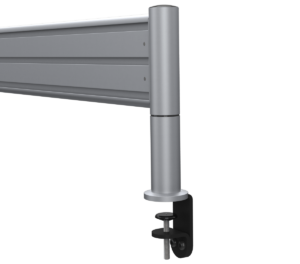 Space Beam 2 - c clamp detail
