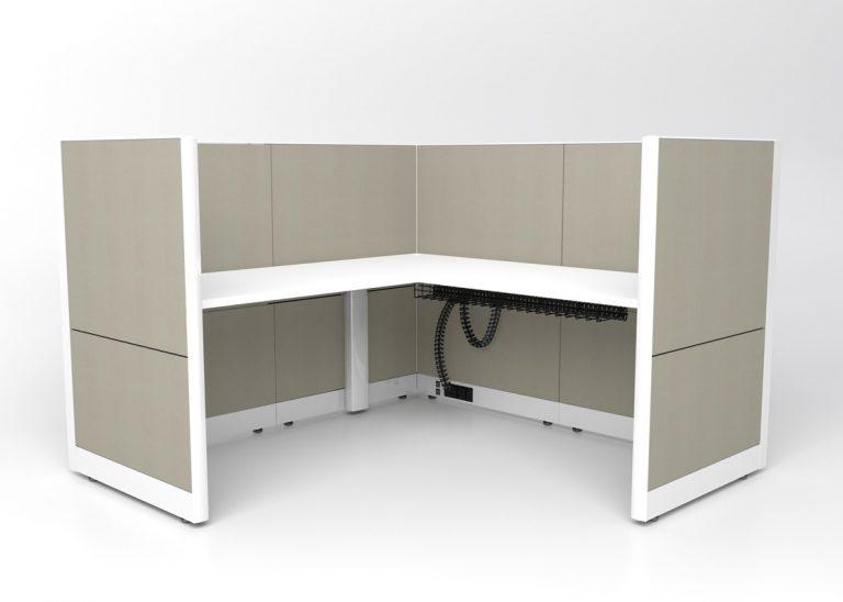 corner Desk Low