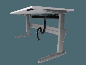 ILS 2 - Under desk view PLT