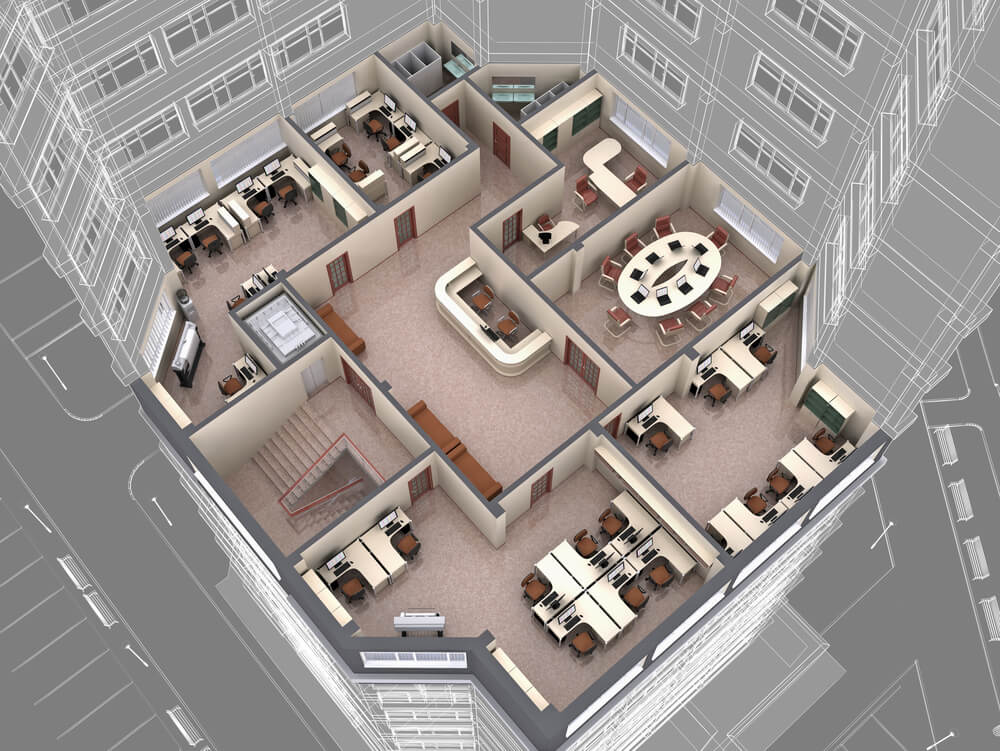 Is your office design making you less productive