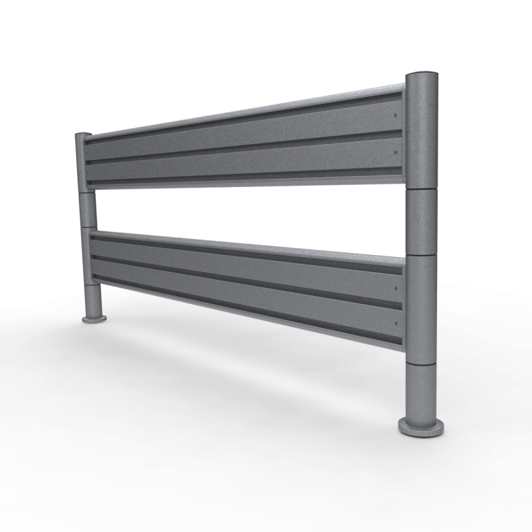 Platinum two tier SpaceBeam tool rail