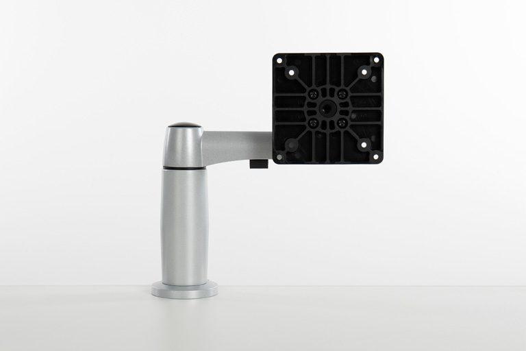 Stubby SpaceArm with VESA mount