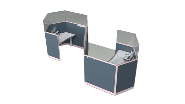 Kinisi Pod 003 double width with screens