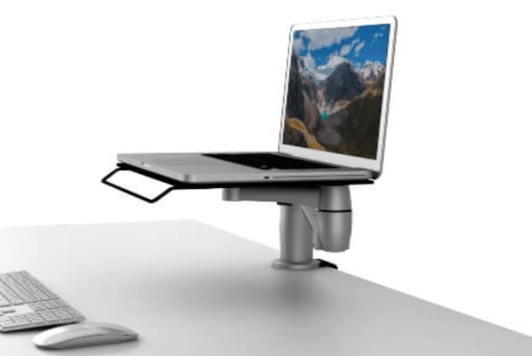 Laptop Stand with Keyboard (1)