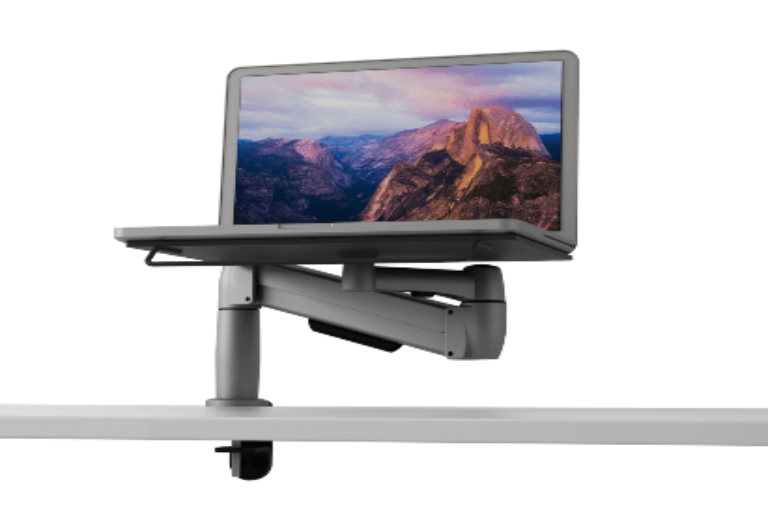 Laptop Stand with screen